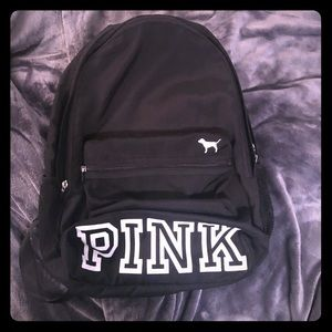Preowned used VS PINK Campus BackPack